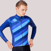 PBK Capra Winter Roubaix Jersey - Blue