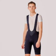 PBK Atomo Winter Bib Shorts - Black