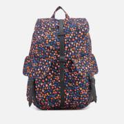 Herschel Supply Co. Women's Dawson Xtra Small Backpack - Black Mini Floral