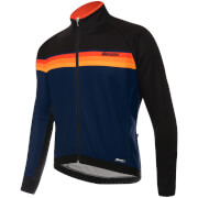 Santini H Way Windstopper Jacket - Black
