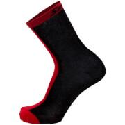 Santini Origine Winter Medium Primaloft Socks - Red