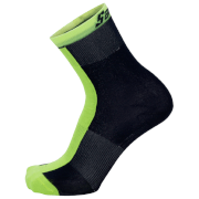Santini Origine Winter Medium Primaloft Socks - Yellow