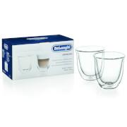 Delonghi 5513214601 Cappuccino Glasses
