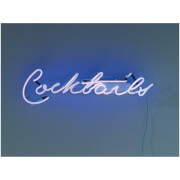Cocktails Neon Light
