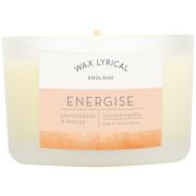 Wax Lyrical Equilibrium Energise Travel Candle