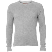 Tokyo Laundry Men's Pine Ridge Long Sleeve Top - Grey