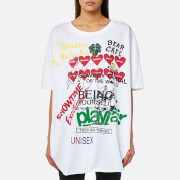 Vivienne Westwood Anglomania Women's Baggy T-Shirt - White
