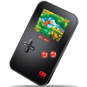 My Arcade Go Gamer Portable 16-Bit Games Machine (Includes 220 Built In Games) - Red / Black
