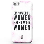 Girl Gains Empowered Women Empower Women Phone Case