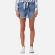 J Brand Women's Joan High Rise Short Jeans - Mimic