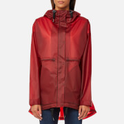 Hunter Women's Original Clear Smock - Military Red