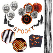 Ginger Ray 'Pumpkin Party' 6 Piece Party Bundle
