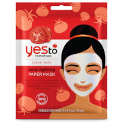 Masque-Tissu Anti-Imperfections Blemish Fighting Paper Mask yes to tomatoes 20 ml