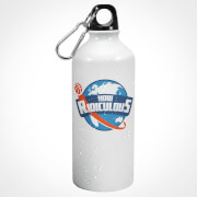 How Ridiculous Logo Water Bottle - White