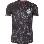 DFND Men's Scratches T-Shirt - Black