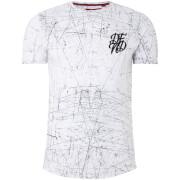 DFND Men's Scratches T-Shirt - White