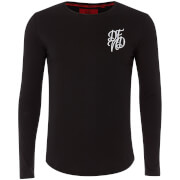 Camiseta manga larga DFND Balast - Hombre - Negro