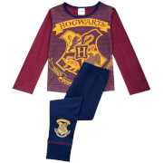 Harry Potter Girls' Pyjamas - Burgundy
