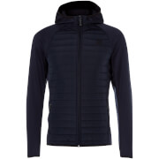 Jack & Jones Men's Core Multi Quilted Jacket - Sky Captain