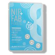 Masque Contour des Yeux pour Repulper Rides et Ridules No Needle Fix NIP+FAB 10g