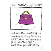 Impression Édition Limitée Handbag Of Glory - Edward Monkton