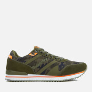 Superdry Men's Fero Runner Trainers - Camo