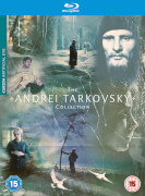 Sculpting Time - The Andrei Tarkovsky Collection - 8 Disc Set
