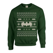 Sweat Homme/Femme Original Batman - DC Comics - Vert