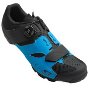 Giro Cylinder MTB Cycling Shoes - Blue/Black
