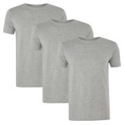 Lot de 3 T-Shirts Homme Essential Native Shore - Gris