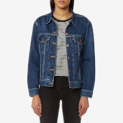 Levi's Women's Ex Boyfriend Trucker Jacket - Stoop Culture