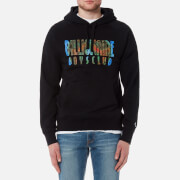 Billionaire Boys Club Men's Scan Graphic Popover Hoody - Black