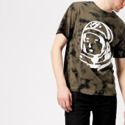 Billionaire Boys Club Men's Bleached Logo T-Shirt - Black Bleached