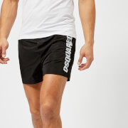 Dsquared2 Men's Logo Swim Shorts - Black