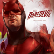 Vinilo Marvel Daredevil - Exclusivo de Zavvi (18 cm)
