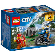 LEGO City Police: Off-Road Chase (60170)