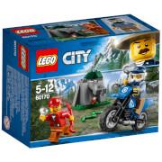 LEGO City Police : La poursuite en moto tout-terrain (60170)