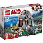 LEGO Star Wars The Last Jedi: Ahch-To Island™ training (75200)