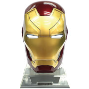 Marvel Iron Man Mark 46 Helmet Life-Size Bluetooth Speaker
