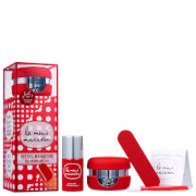 Le Mini Macaron Gel Manicure Kit - Cherry Red