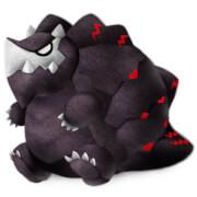 Peluche Zorah Magdaros - Monster Hunter: World