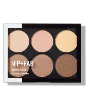Paleta de Iluminador Make Up da NIP + FAB - Stroposcobic 20 g