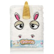 NPW Unicorn Furry Notebook