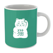 Lucky Cat Mug