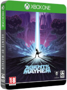 Agents Of Mayhem Édition Steelbook