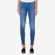 Maison Scotch Women's La Parisienne Jeans - Holiday Blue