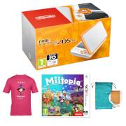 New Nintendo 2DS XL Mii Girl Pack