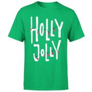 Holly Jolly T-Shirt - Kelly Green