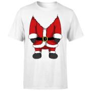 Santa T-Shirt - White