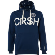 Crosshatch Men's Retrojer Hoody - Estate Blue